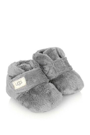Grey I Bixbee Booties