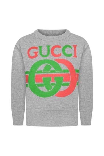 Boys Logo Sweater