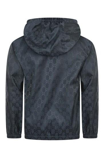 Boys GG Windbreaker Jacket