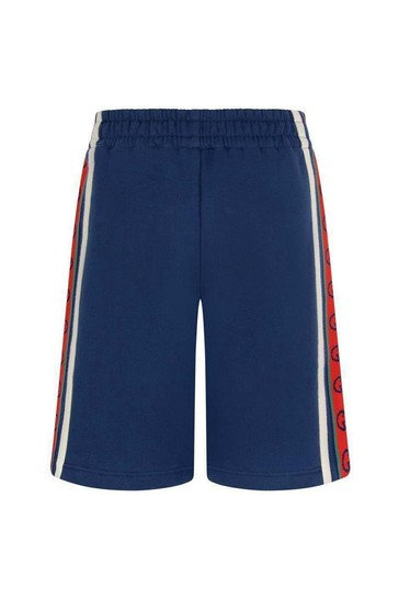 Boys Cotton Jersey Shorts
