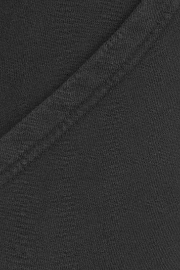 Logo Print Hooded Sweater