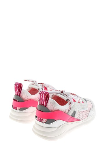 Dolce & Gabbana Lace Up Trainers