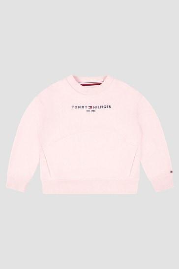 Tommy Hilfiger Girls Pink Set