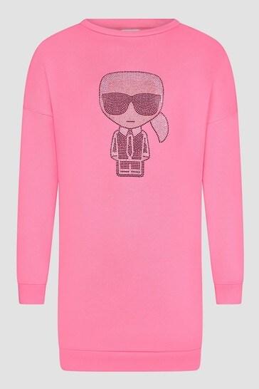 Girls Pink Dress