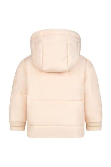 Baby Girls Pink Jacket