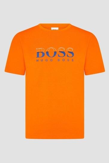 Boys Orange T-Shirt