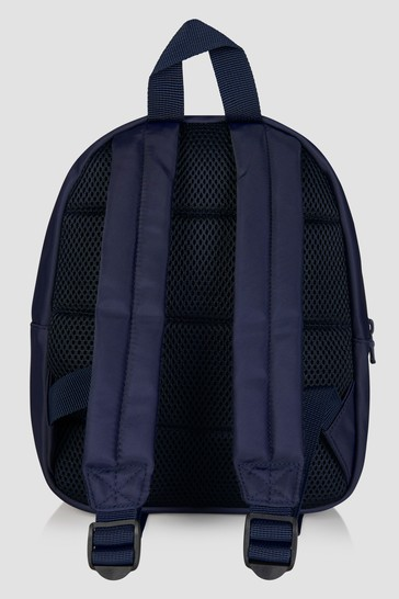 Baby Boys Navy Backpack