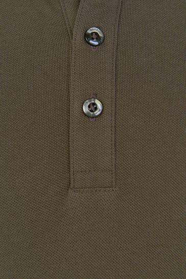 Boys Khaki Polo Shirt