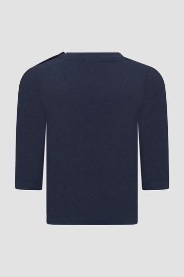 Baby Boys Navy T-Shirt