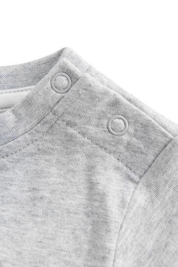 Baby Boys Grey T-Shirt