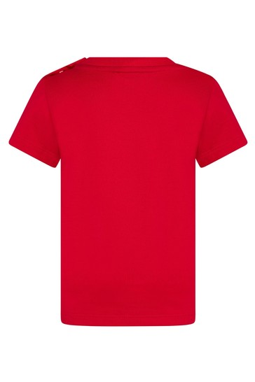 Baby Boys Red T-Shirt