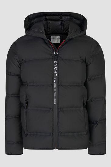 Boys Black Jacket
