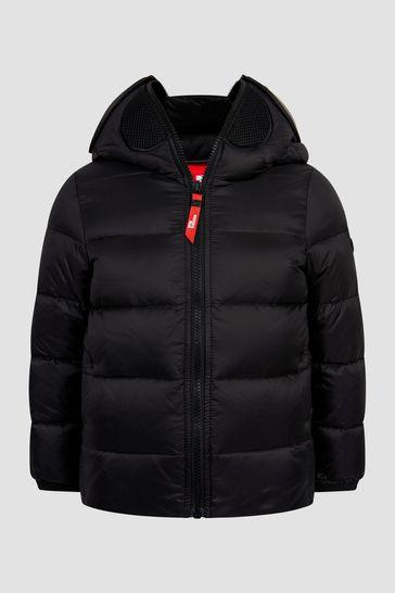 Kids Black Jacket