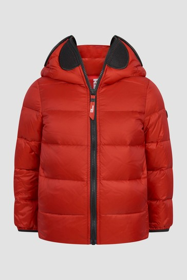 Kids Red Jacket