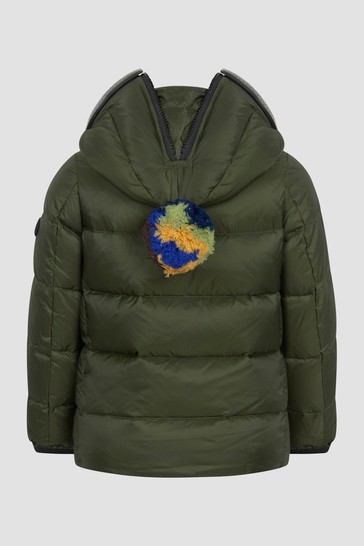 Boys Khaki Jacket