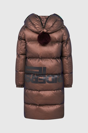 Girls Brown Jacket