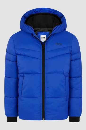 Boys Blue Jacket