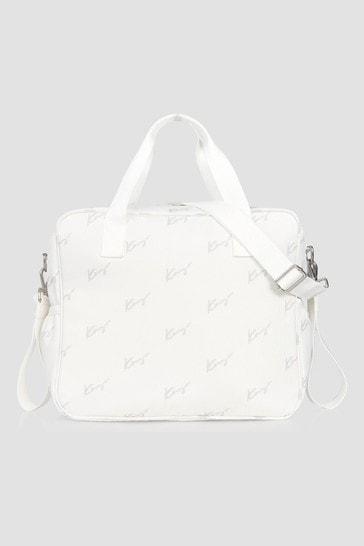 Baby Grey Changing Bag