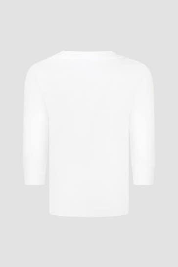 Baby Boys White T-Shirt