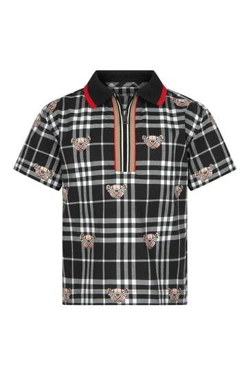 Black Shirt