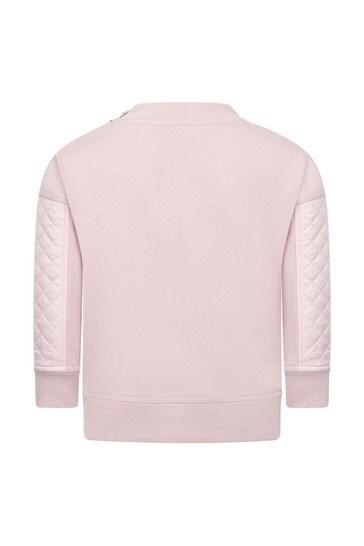 Pink Sweat Top