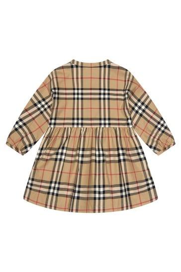 Baby Beige Dress