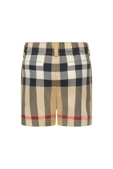 Baby Beige Shorts