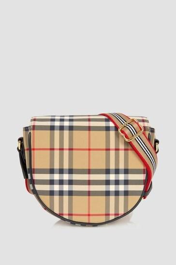 Girls Beige Bag
