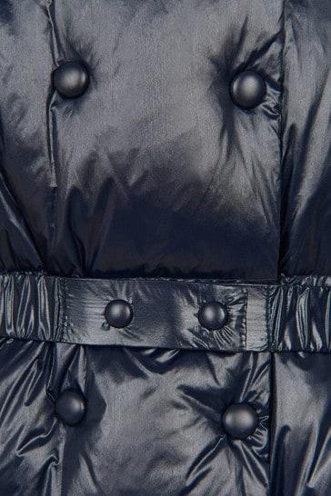 Girls Navy Jacket