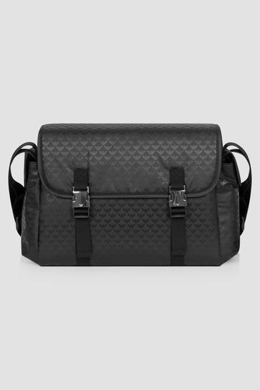 Black Changing Bag