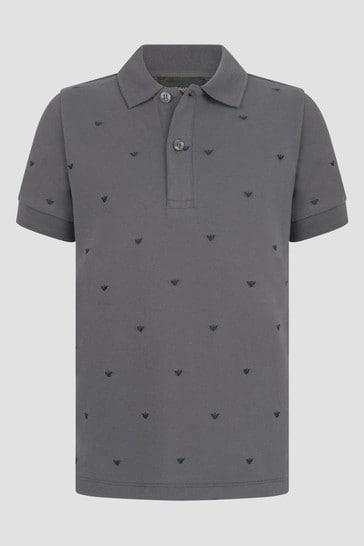 Grey Polo Shirt