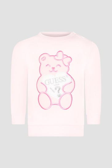 Baby Pink Sweat Top