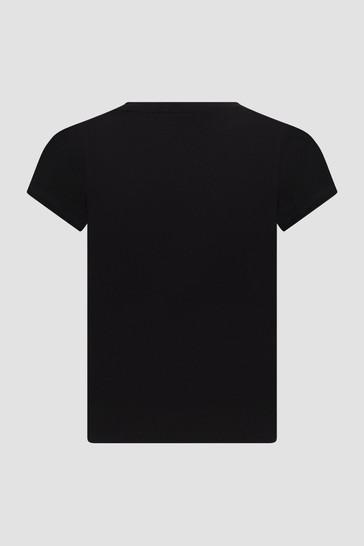 Baby Girls Black T-Shirt