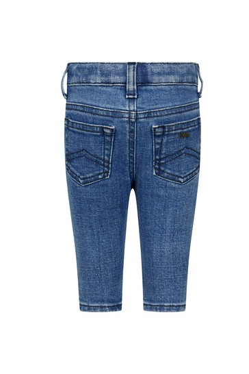 Baby Boys Blue Jeans
