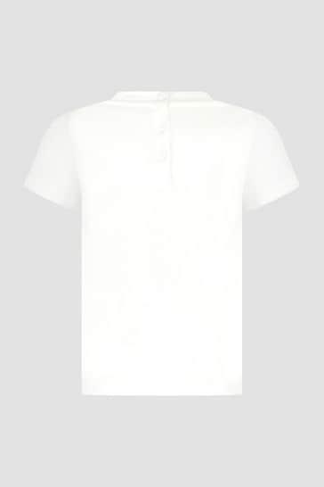 Baby Girls White T-Shirt