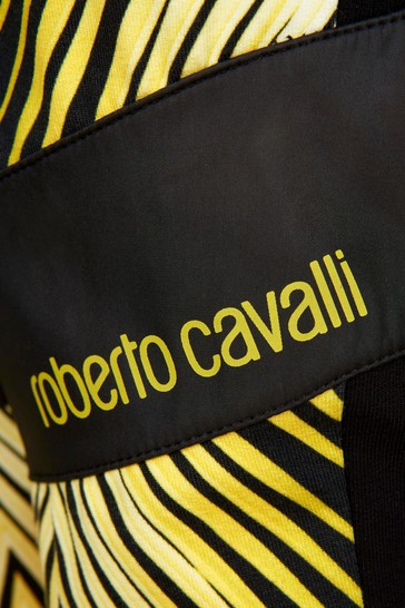 Roberto Cavalli Boys Yellow Joggers