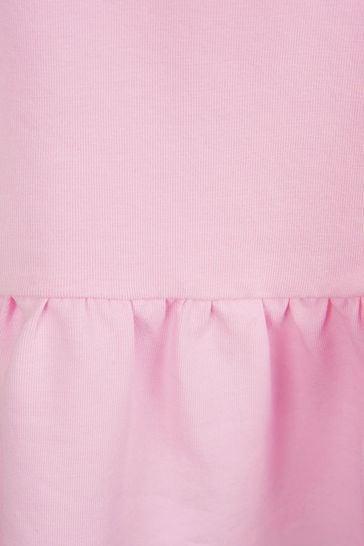 Roberto Cavalli Girls Pink Dress