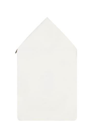 White Sleep Bag
