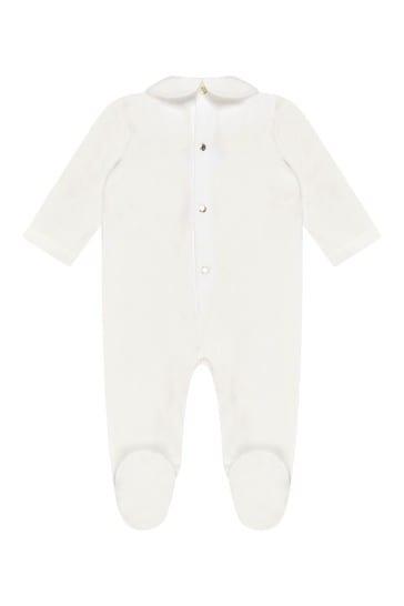 White Sleepsuit Set