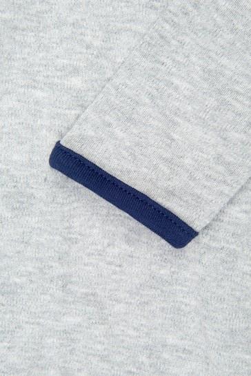 Baby Grey Sleepsuit