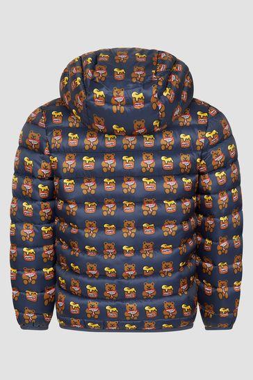 Boys Navy Jacket