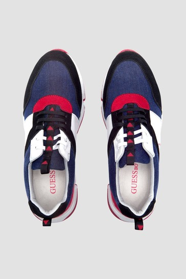 Boys Blue Trainers