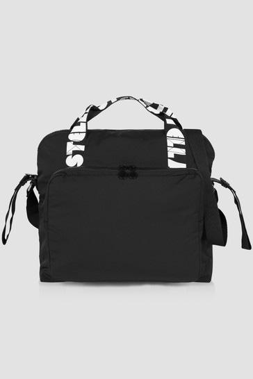 Baby Unisex Black Changing Bag