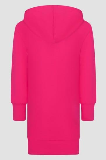 Guess Girls Pink Dress