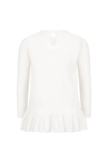 Monnalisa Girls Cream T-Shirt
