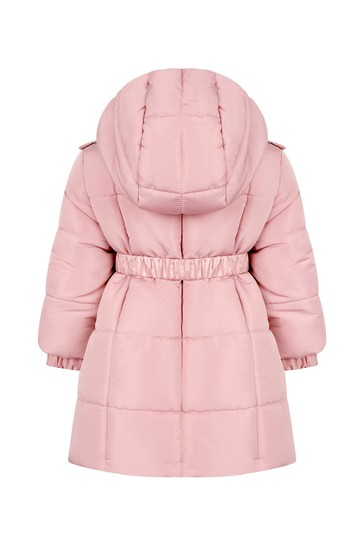 Monnalisa Baby Girls Pink Jacket