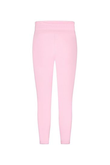 Girls Pink Joggers