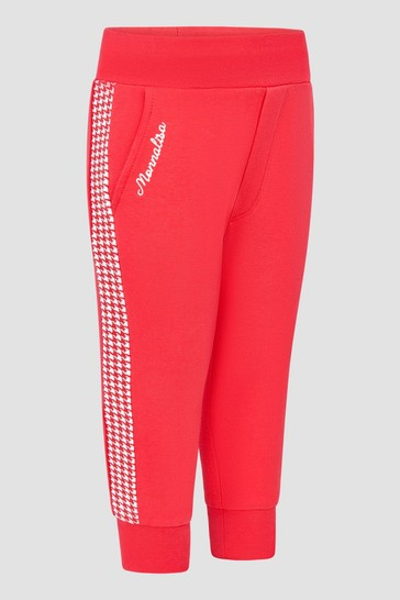Baby Red Joggers
