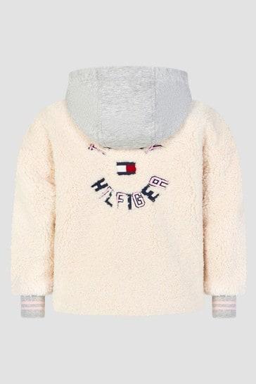 Girls Ivory Jacket