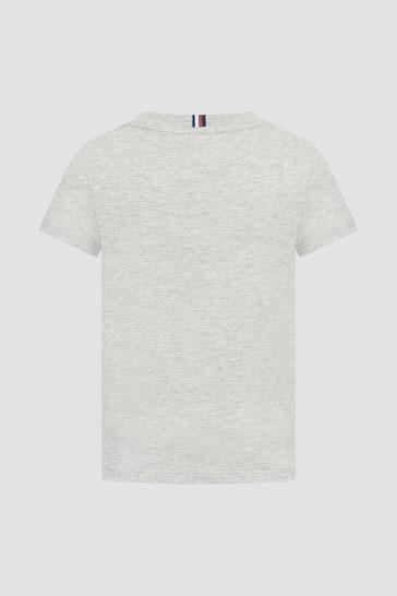 Boys Grey T-Shirt